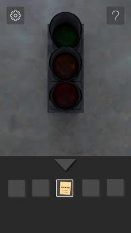 Th 脱出ゲーム  打放しコンクリートの部屋からの脱出  攻略 5