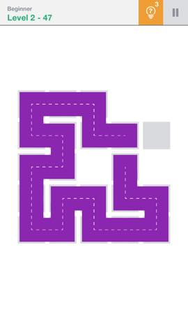 Th 頭が良くなる一筆書きパズル Fill 」 攻略 2241