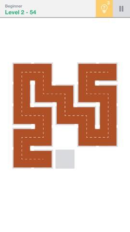 Th 頭が良くなる一筆書きパズル Fill 」 攻略 2248