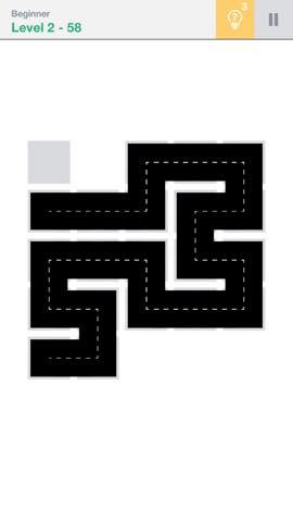 Th 頭が良くなる一筆書きパズル Fill 」 攻略 2252