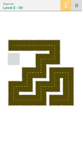 Th 頭が良くなる一筆書きパズル Fill 」 攻略 2278