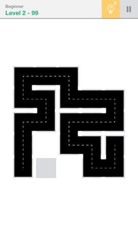Th 頭が良くなる一筆書きパズル Fill 」 攻略 2293