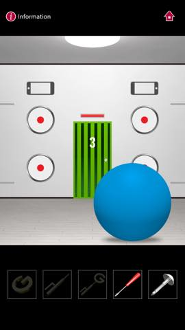 Th  脱出ゲーム  ゴルゴ13 DOOORS(Doors) 攻略 3061