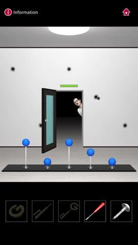 Th  脱出ゲーム  ゴルゴ13 DOOORS(Doors) 攻略 3069