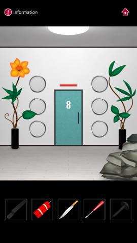 Th  脱出ゲーム  ゴルゴ13 DOOORS(Doors) 攻略 3092