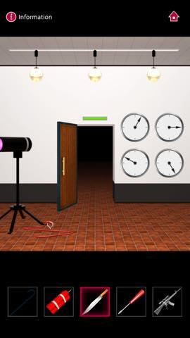 Th  脱出ゲーム  ゴルゴ13 DOOORS(Doors) 攻略 3144