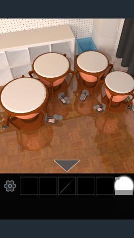 Th  脱出ゲーム 学校の音楽室から脱出    攻略 2661