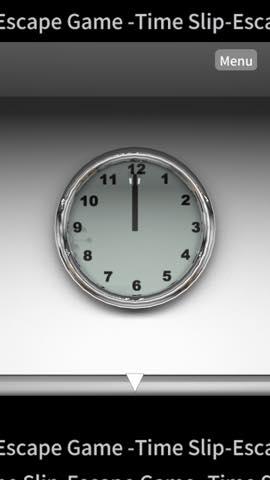 Th  脱出ゲーム Time Slip 攻略 2538