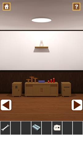 Th 脱出ゲームアプリ Wooden Toy  攻略 2365