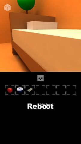 Th  脱出ゲーム 黄色い部屋リブート    攻略 2709