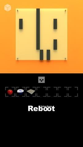 Th  脱出ゲーム 黄色い部屋リブート    攻略 2713