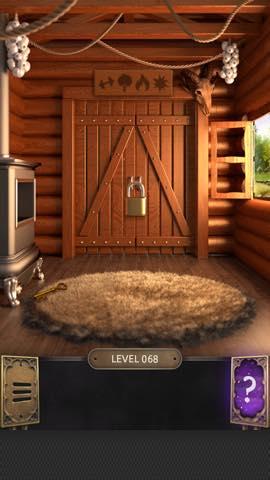Th  脱出ゲーム  100 Doors Challenge 攻略 lv68 1