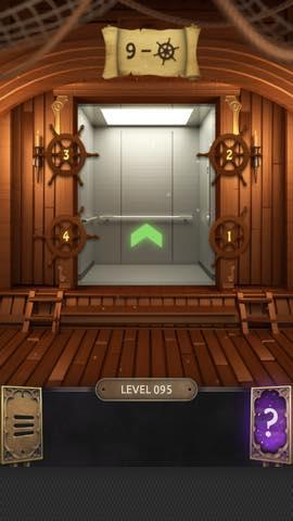 Th  脱出ゲーム  100 Doors Challenge 攻略 lv95 3