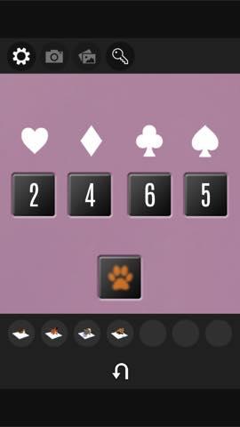 Th 脱出ゲーム謎解きにゃんこ5 小さな女の子の部屋  攻略   35