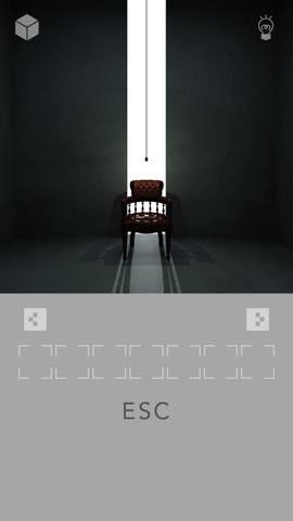 Th  脱出ゲーム「ESC」(イーエスシー)   攻略 2360