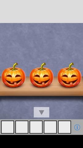 Th 脱出ゲーム Pumpkin  攻略方法と謎の解き方 ネタバレ注意 3542