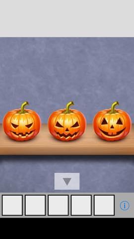 Th 脱出ゲーム Pumpkin  攻略方法と謎の解き方 ネタバレ注意 3543