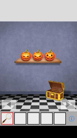 Th 脱出ゲーム Pumpkin  攻略方法と謎の解き方 ネタバレ注意 3549