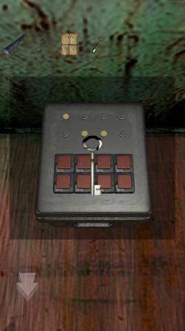 Th [3D] 脱出ゲーム 地下室から脱出    攻略方法と謎の解き方 ネタバレ注意 319