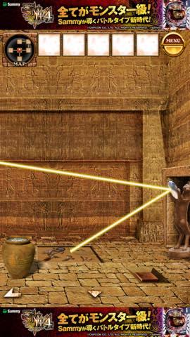 Th 脱出ゲーム ピラミッドからの脱出   攻略と解き方 ネタバレ注意 lv10 6