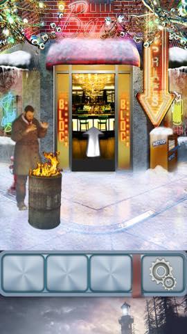 Th 脱出ゲーム 100 doors world of history3   攻略と解き方 ネタバレ注意 lv69 9