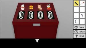 Th 脱出ゲーム メリクリ  攻略と解き方 ネタバレ注意  33