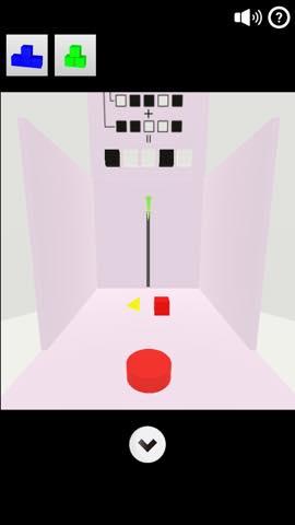 Th 脱出ゲーム Cubes   攻略と解き方 ネタバレ注意 1124