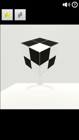 Th 脱出ゲーム Cubes   攻略と解き方 ネタバレ注意 1134