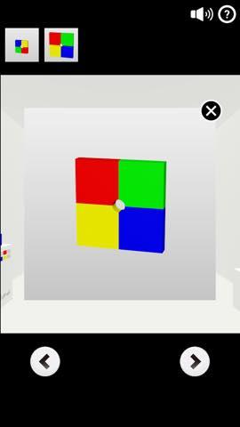Th 脱出ゲーム Cubes   攻略と解き方 ネタバレ注意 1189