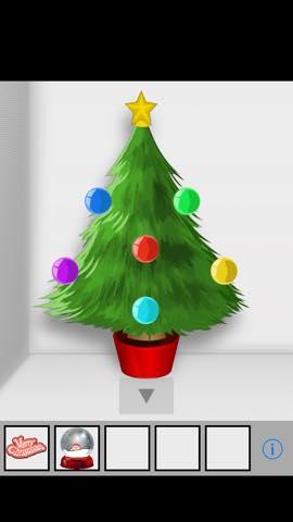 Th 脱出ゲーム Xmas(クリスマス)   攻略と解き方 ネタバレ注意 1309