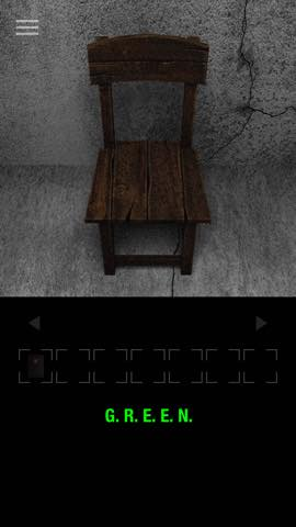 Th 脱出ゲーム GREEN(グリーン)   攻略と解き方 ネタバレ注意  3157