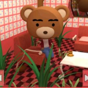 脱出ゲーム ちょっと脱出 熊とドングリとハチミツ 攻略