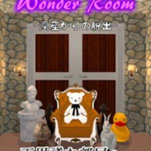 脱出ゲーム WonderRoom 洞窟からの脱出 攻略