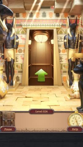 脱出ゲーム 100 Doors Challenge 2    攻略と解き方 ネタバレ注意  lv24 5