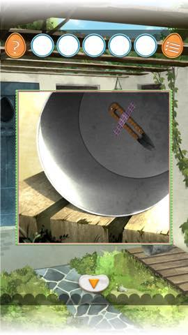 脱出ゲーム イースター 春の庭からの脱出    攻略と解き方 ネタバレ注意  lv3 0