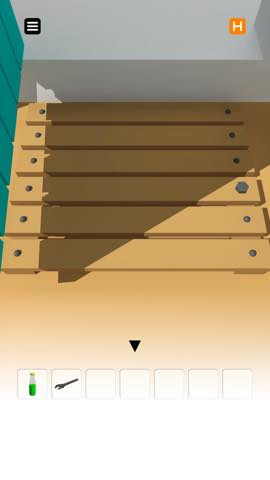 のんびり脱出ゲーム「ミスター3939の休暇」(MR3939VACS)   攻略と解き方 ネタバレ注意  4063