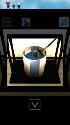 Th 脱出ゲーム 茶室    攻略と解き方 ネタバレ注意  13
