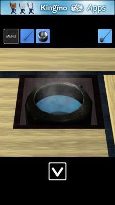 Th 脱出ゲーム 茶室    攻略と解き方 ネタバレ注意  26