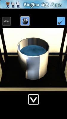 Th 脱出ゲーム 茶室    攻略と解き方 ネタバレ注意  6