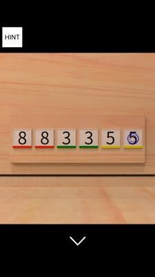 Th 脱出ゲーム White Day 彼女の部屋から脱出  攻略と解き方 ネタバレ注意  13