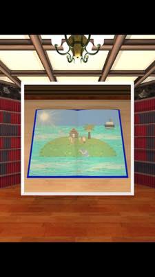 Th 脱出ゲーム Wonder Room 図書室からの脱出   攻略と解き方 ネタバレ注意  24