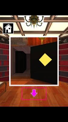 Th 脱出ゲーム Wonder Room 図書室からの脱出   攻略と解き方 ネタバレ注意  6