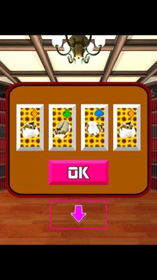 Th 脱出ゲーム Wonder Room 図書室からの脱出   攻略と解き方 ネタバレ注意  8