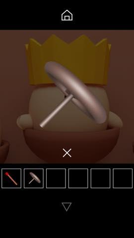 脱出ゲーム Egg Cube 攻略と解き方 ネタバレ注意  25