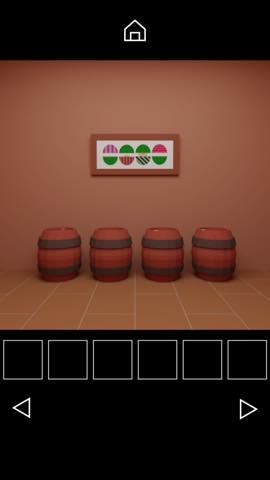 脱出ゲーム Egg Cube 攻略と解き方 ネタバレ注意  7