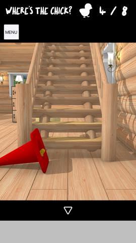脱出ゲーム Log House 攻略とヒント ネタバレ注意  4849