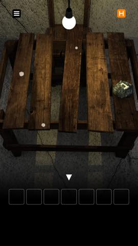 脱出ゲーム table  攻略と解き方 ネタバレ注意  4396