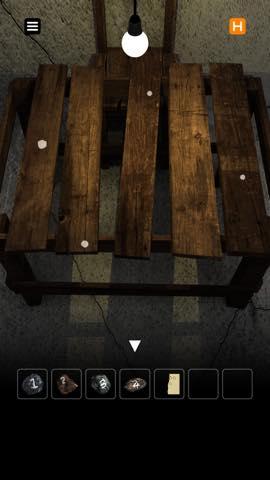 脱出ゲーム table  攻略と解き方 ネタバレ注意  4402