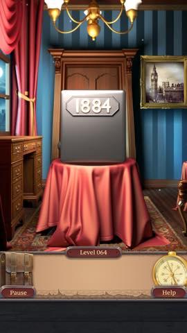 脱出ゲーム  100 Doors Challenge 2 攻略とヒント ネタバレ注意  lv64 3