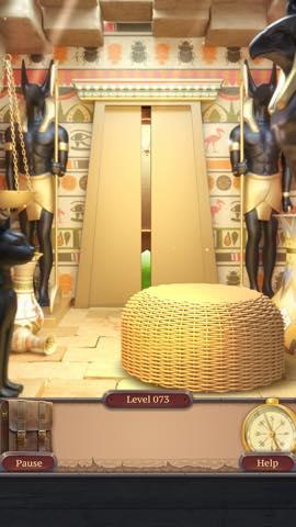 脱出ゲーム  100 Doors Challenge 2 攻略とヒント ネタバレ注意  lv73 4